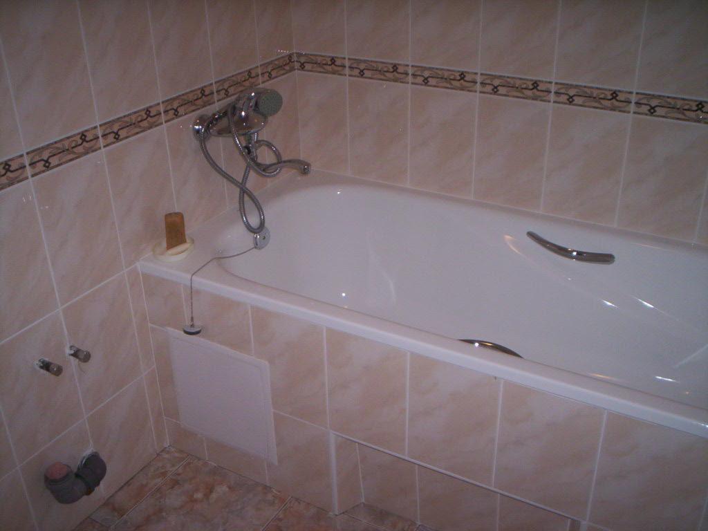 Кафель в ванной фото